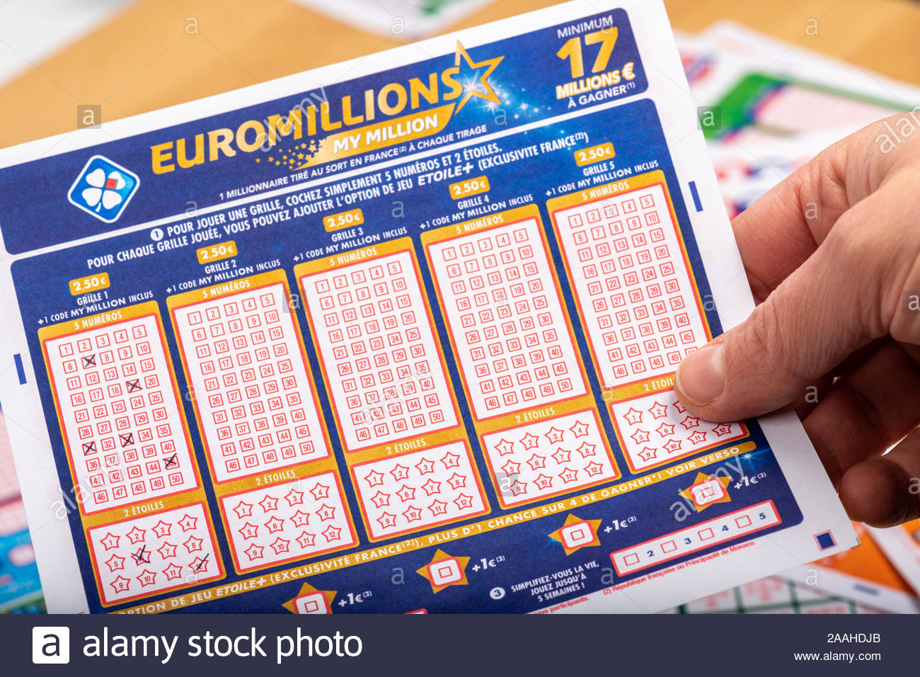 Résultat euromillions fdj ⇒ tirage euromillion dès 21h15