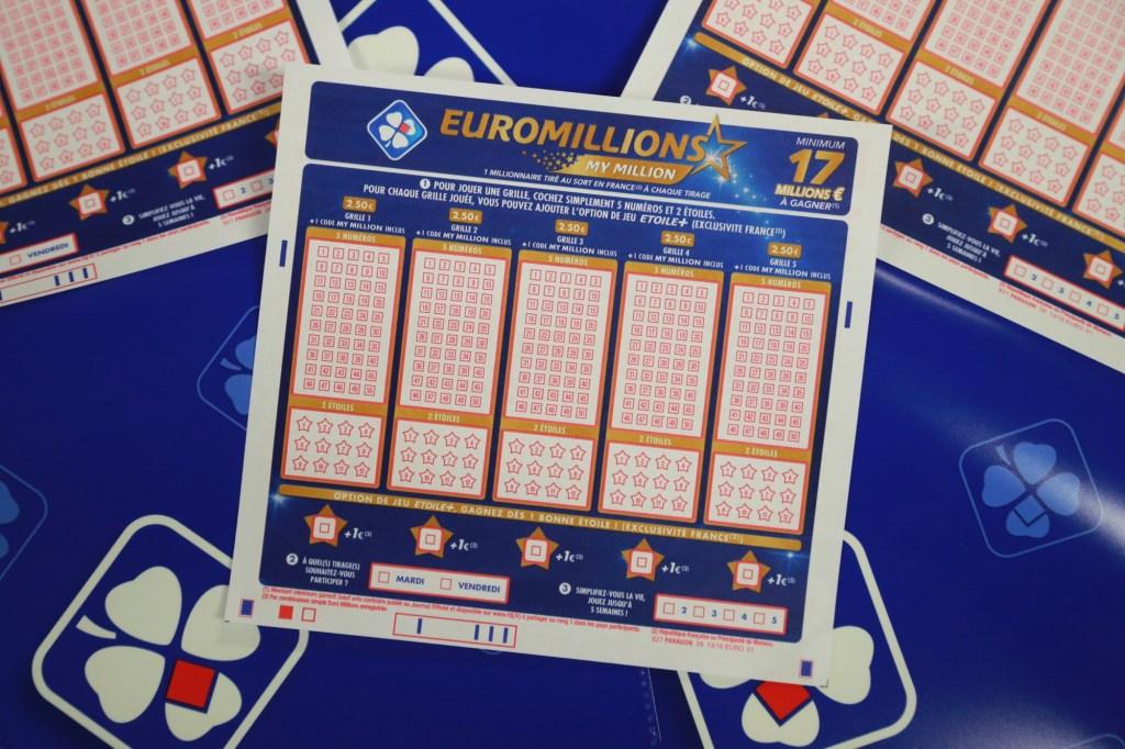 Euromillion en ligne   super jackpot de € 120.000.000   tentez votre chance!