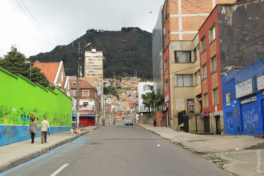 Богота колумбия: безопасно ли там для туриста? • тревел гид