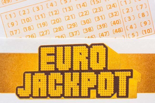 Loterie Eurojackpot - jak hrát z Ruska?